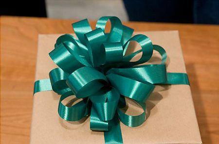 Lazos para los regalos de navidad | Recicla Inventa