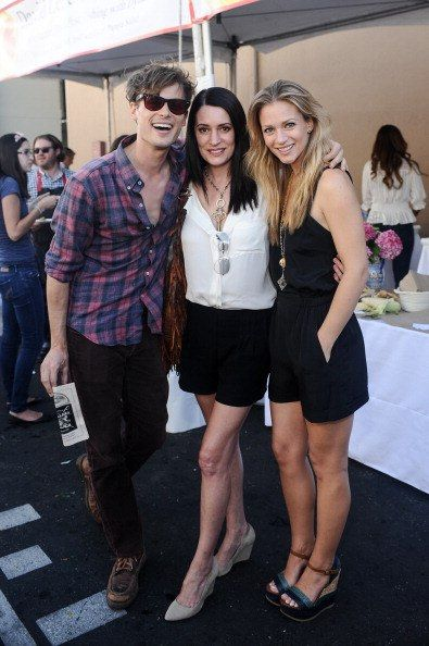 Matthew Gray Gubler, Paget Brewster, AJ Cook