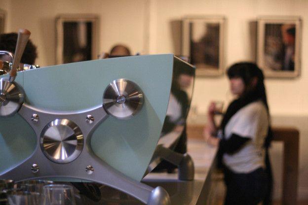 Espresso library Slayer Espresso machine