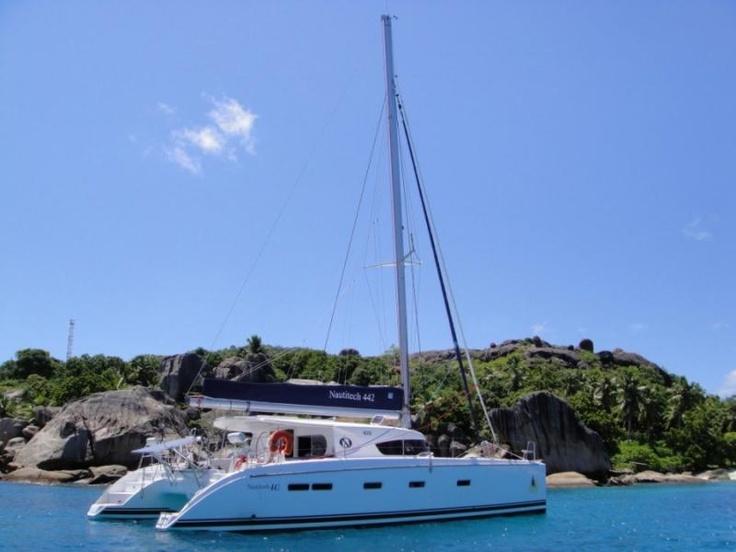 Noleggio barche a vela alle Seychelles #mahè