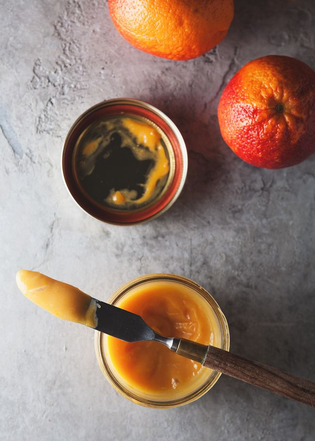 Blood orange curd » The Tart Tart: Orange Curd Recipe, Blood Orange ...