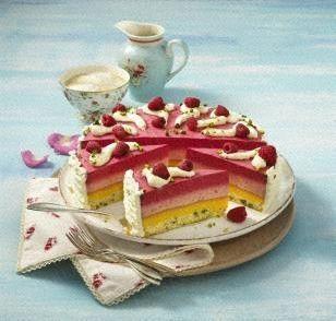 Das Rezept für Pfirsich-Melba-Torte und weitere kostenlose Rezepte auf LECKER.de