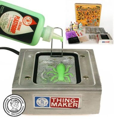 Thing maker - my brother had this!   So much fun!