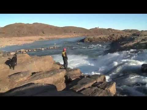 Summer in the Arctic (Iqaluit, Nunavut) - YouTube - Stop at 3:20