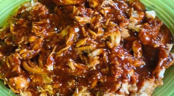 17 Day Diet Gal: Tangy Crockpot Chicken (C1)