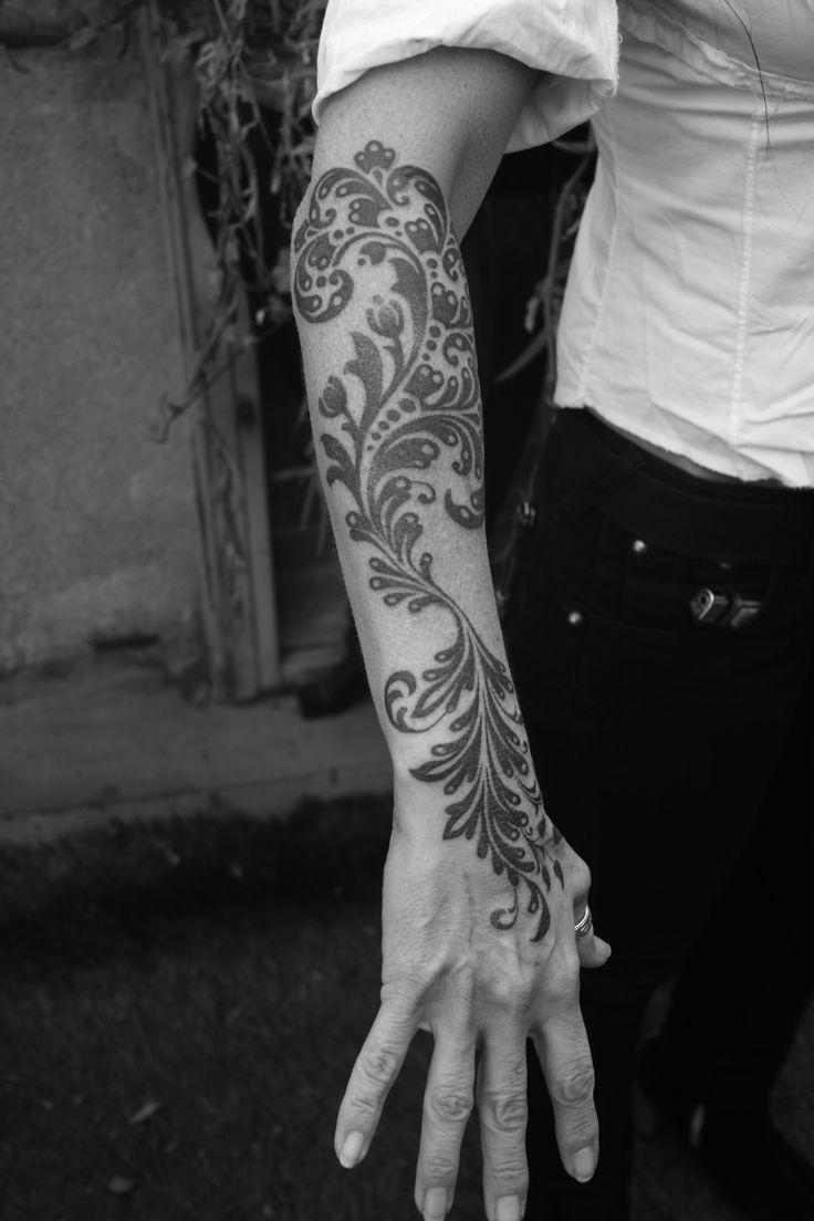 Henna Tattoo Yuba City : Done at trimur tattoo barcelona spain jorgeteran ink