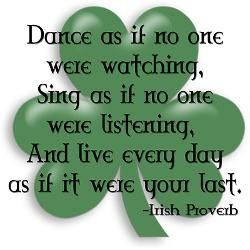 irish pics and sayings | Proud to be Irish! | quotes/ words