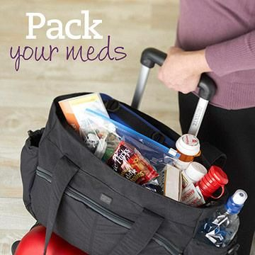 Traveling with Diabetes Medication