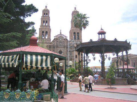 Chihuahua, Chihuahua, Mexico: Kioskos De, Chihuahuas, Square, Mexico, Arms, Chihuahua, My Land