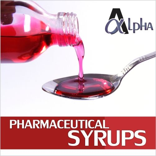 Being a customer oriented organization; we at Alpha Drugs highly engaged in offering a wide range of Pharmaceutical Syrup. The offered syrup is well-processed using high grade chemical compounds and cutting-edge techniques under the surveillance of dexterous professionals at our well-equipped production unit. In synchronization with defined industry standards, the provided medicine is thoroughly inspected by our quality experts against various measures of quality.