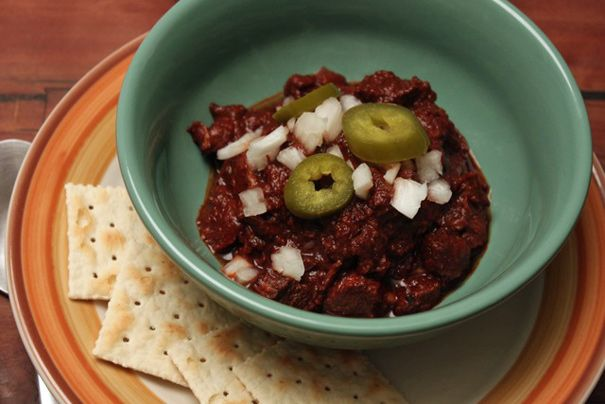 Lisa Fain's Seven Chile Chili | Yummy Things to Eat | Pinterest