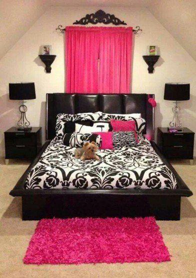 My dream bedroom decor