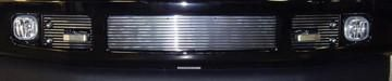 All Sales Center Billet Bumper Inserts-Grille style
