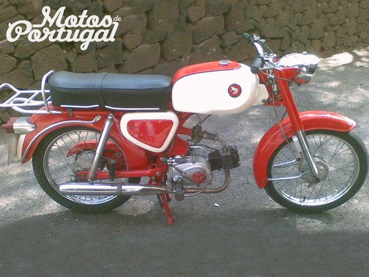 Macal Vanguard H4 - motor 4 tempos
