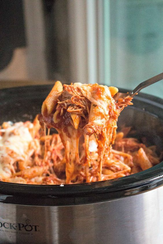Today I'm sharing this easy recipe for Slow Cooker Chicken Parmesan and Pasta. My mom would always slow cook her sauce with meat all-day she would be stirring her sauce on the stove-top often during...