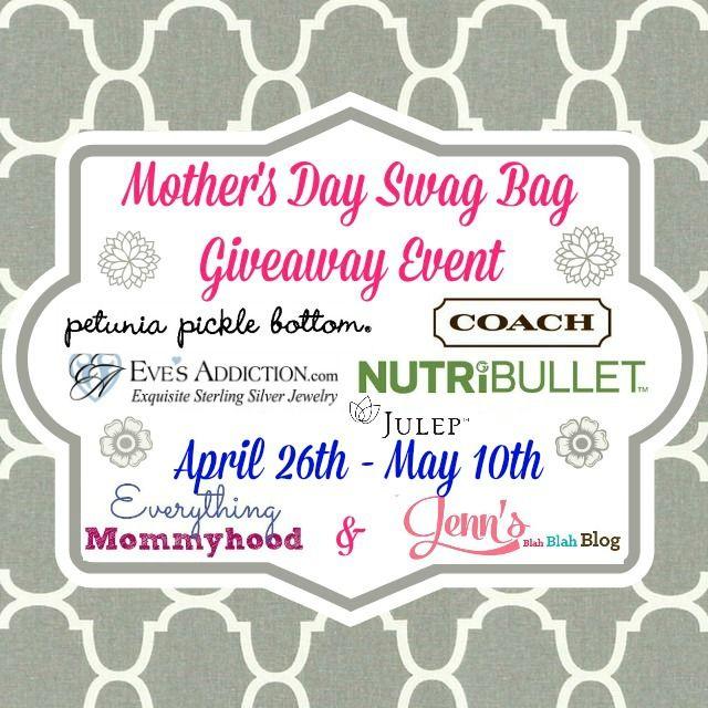 MothersDaySwagBag2 Mother's Day Swag Bag Giveaway