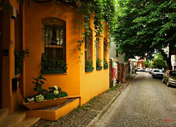 Kuzguncuk (Asya -Anadolu- Yakası), İstanbul, Türkiye