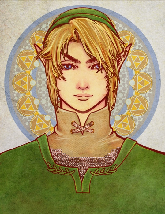 Link by Kathy Yang (With images) Anime, Art, Zelda