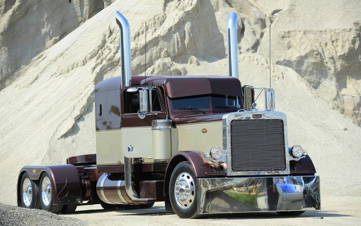 Truck, Peterbilt