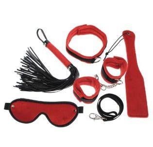 Mistress Bondage Kit Red