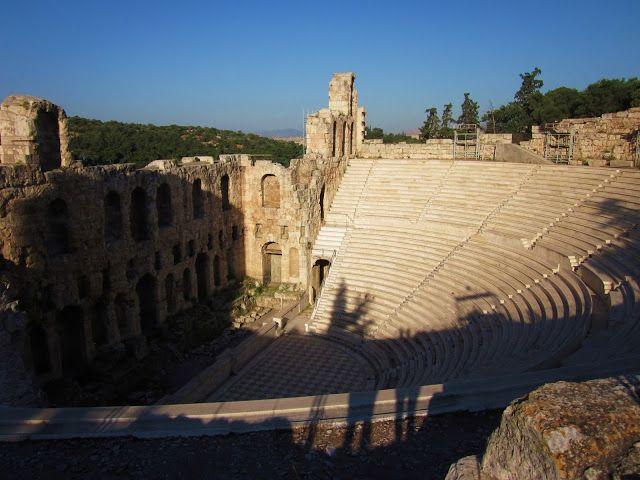 I Am Never Alone: Beautiful Greece