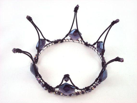 evil queen wire crown