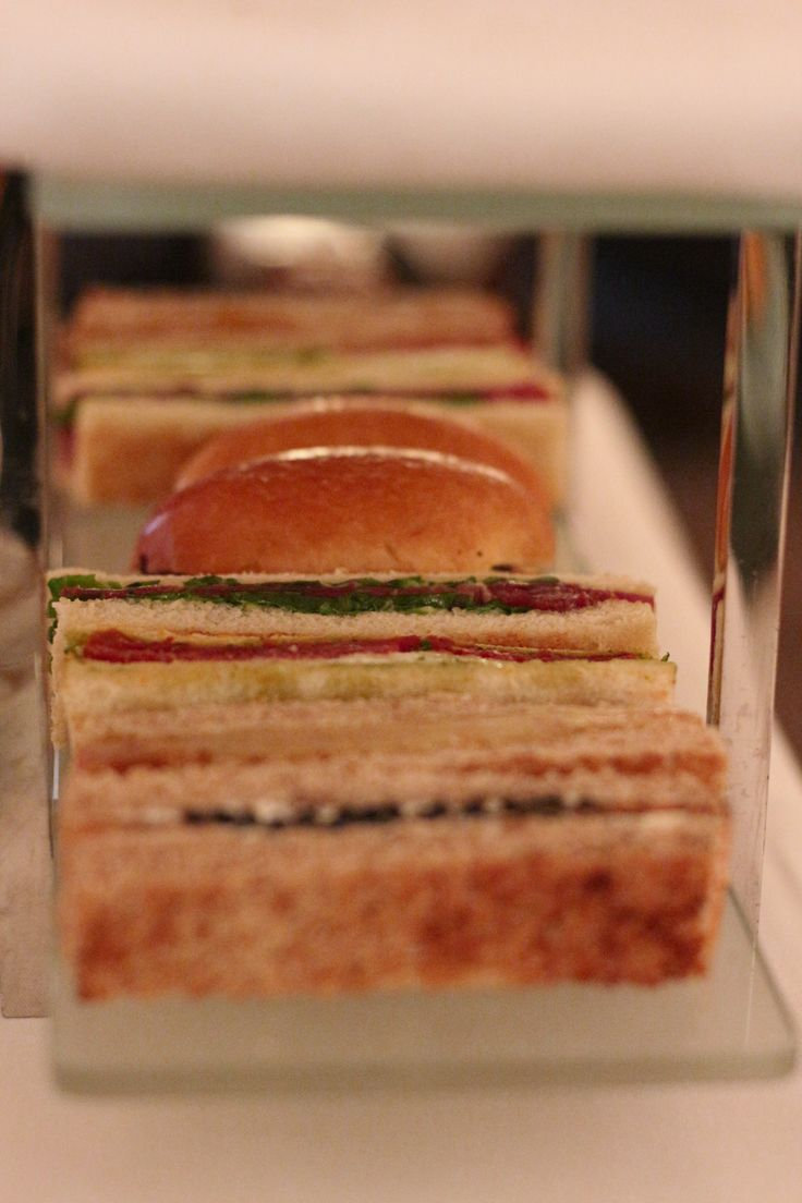 Fingerfood canapes sandwiches photo credit for Canape sandwich