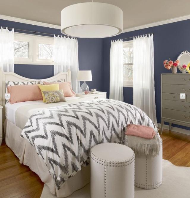 Bedroom// West Elm Duvet