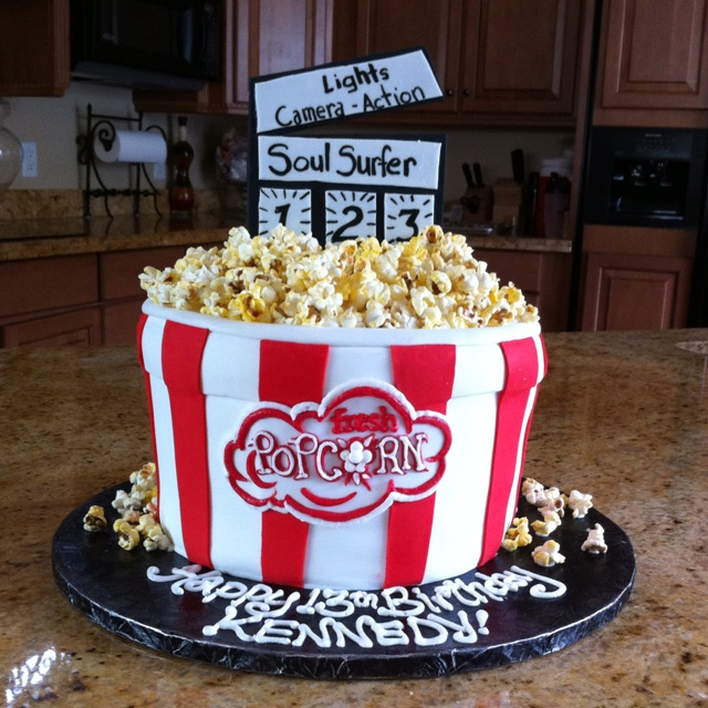 Best  Birthday Cake Ideas Images On Pinterest Movie Cakes - 11th birthday cake ideas