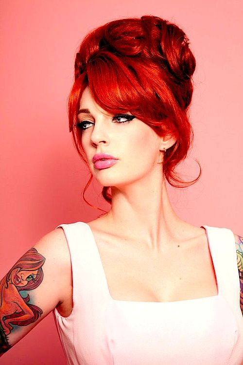 1000+ ideas about Bright Red Hair on Pinterest | Red Hair ...