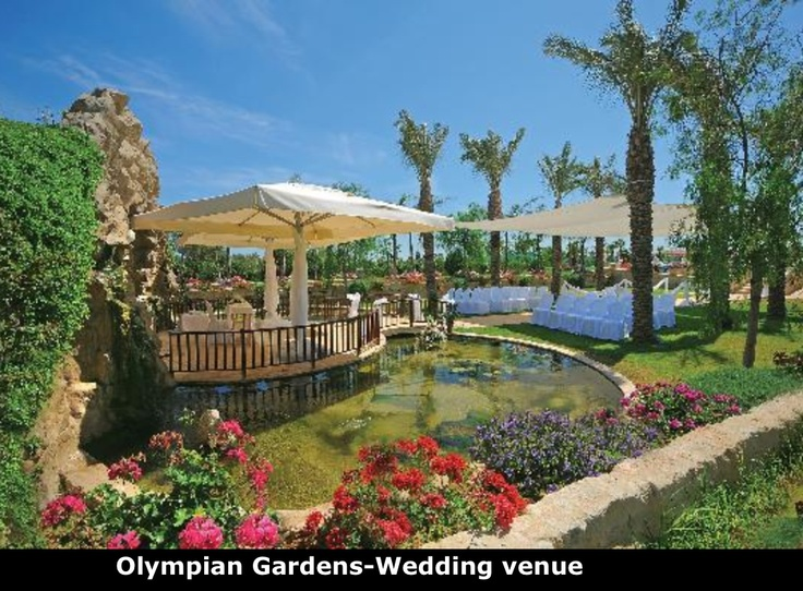 Olympic Lagoon ceremony venue