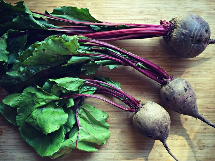 how to cook fresh beets from the garden