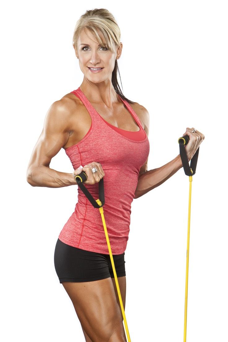 Teri C., fitness model with Arizona Model and Actor ...