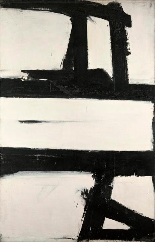 Franz Kline, Painting, 1952
