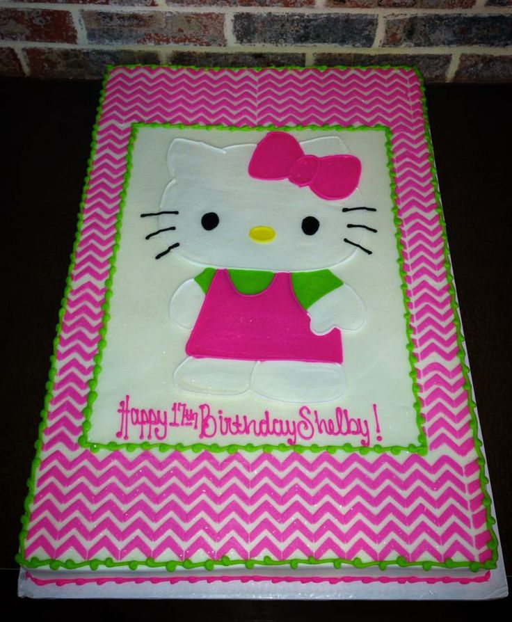 18 Best Hello Kitty Birthday Party Ideas Images On