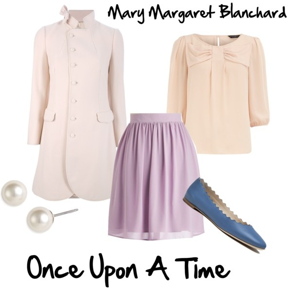 """""""Mary Margaret Blanchard - Once Upon A Time"""" by kelliharrison on Polyvore"""