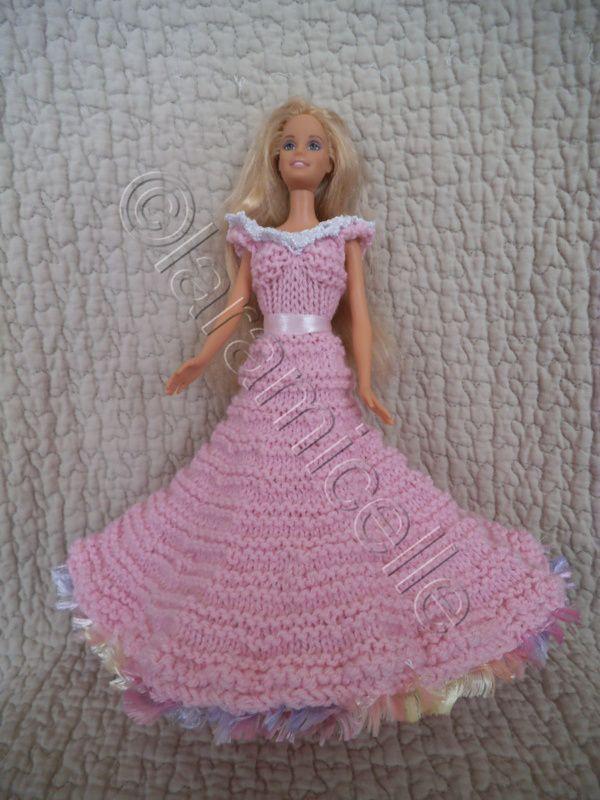 Barbie pr sente sa robe princesse sonia bien s r je lui - Barbie princesse des neiges ...