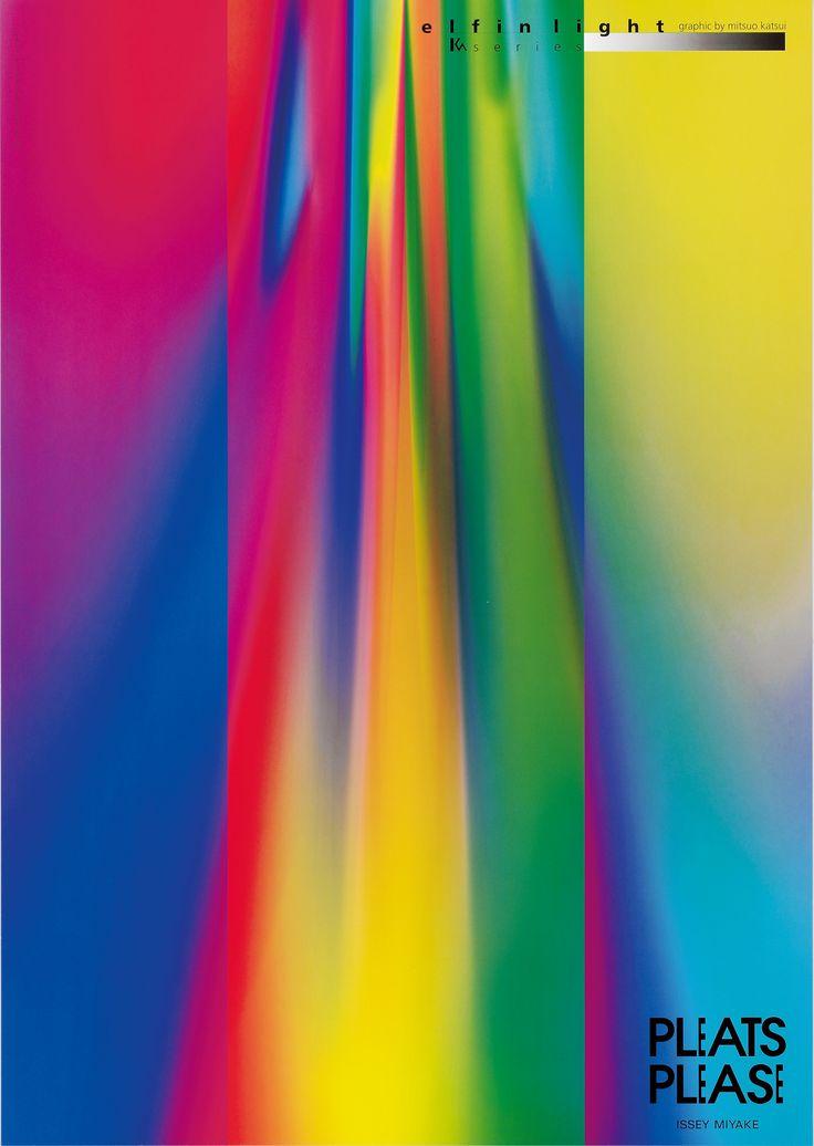 Mitsuo Katsui – contemporary Japanese Posters | Graphicine
