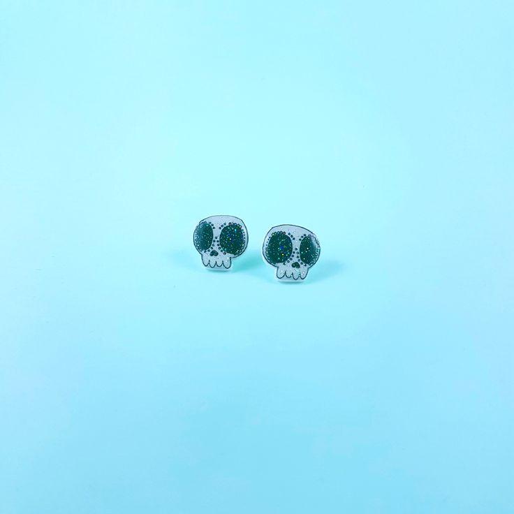LumiWAU Halloween 2016 Limited Edition earrings