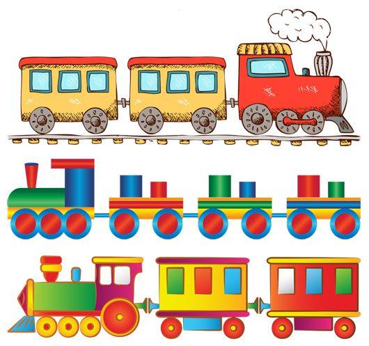A vonat, vonatok