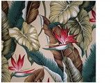 Polynesian Designs - Tropical Shower Curtain Tropical Leaves Natural, $70.00 (http://www.polynesiandesigns.com/tropical-shower-curtain-tropical-leaves-natural/)
