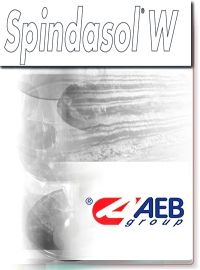Spindasol W - Spindasol W is a clarifying agent composed by a 30% silica sol, utilized in conjunction with Gelsol or Ittiosol at the ratio of 1:5 and 1:20 depending on clarification needs. It is the ideal preparation where other clarifiers did not succeed in giving satisfactory results.