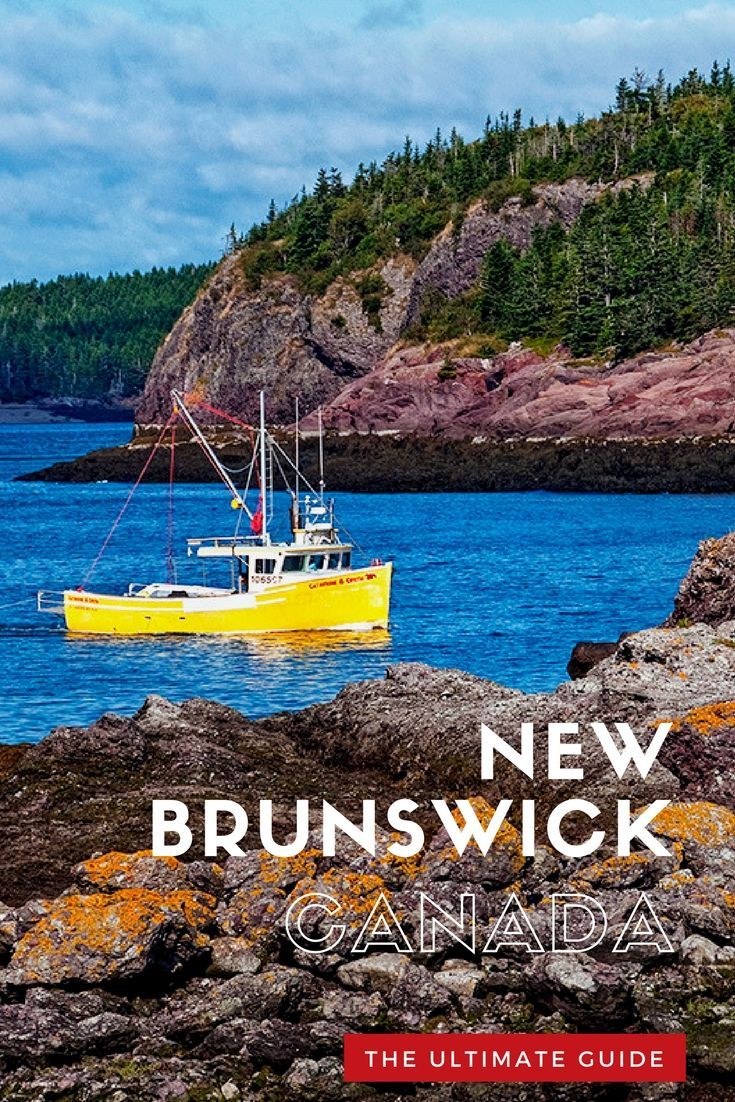 The Ultimate guide to New Brunswick Travel including what to eat, the best restaurants, where to stay, what to do, and practical advice on how to get there and what to pack.