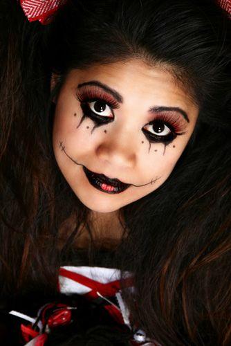 Halloween 2009  consigli trucchi maschere  Trucchi da strega - foto 2 di 12