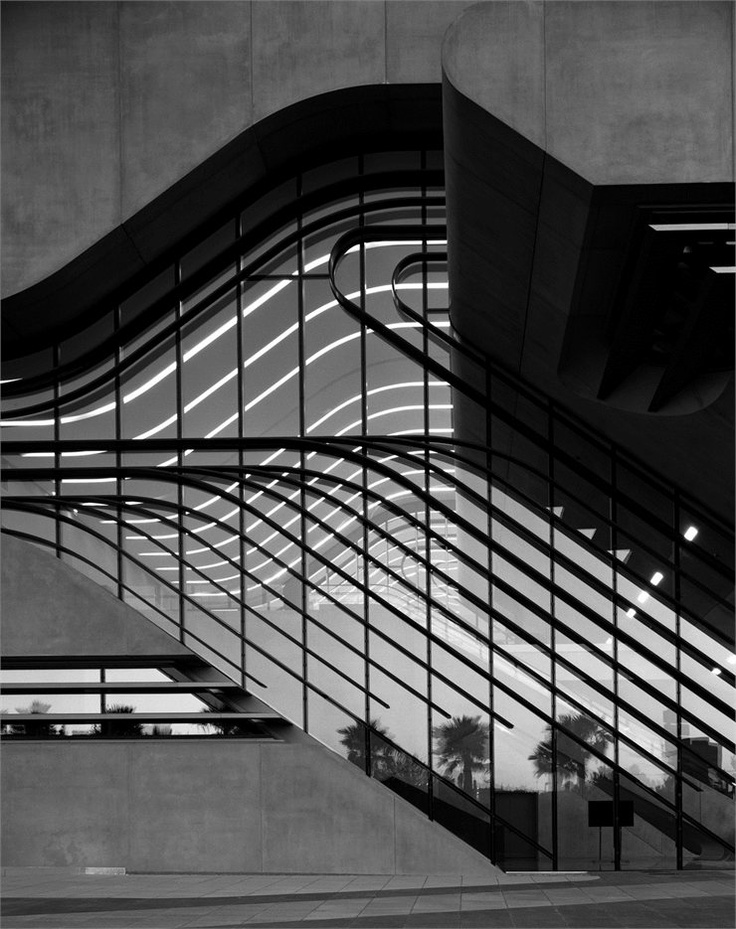 Pierres Vives, Montpellier, 2012 by Zaha Hadid.