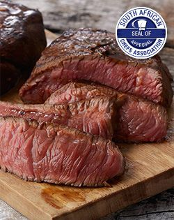 Checkers - Ladies Rump Steak With less than 3% fat and cut to a 200 g portion, it's perfect for a lady-sized meal. Have a friend over for lunch and pair with a Warm Asian Potato and Beef Salad for a fast and fabulous meal.