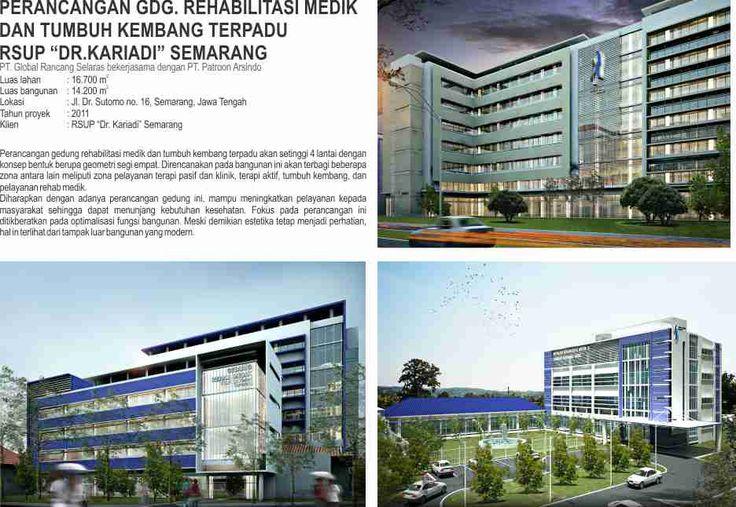 [SEMARANG] RSUP Dr. Kariadi | Gedung Paviliun Garuda II - 8 floors | Gedung Rawat Inap Kelas III - 8 floors | Gedung Rehab Medik - 6 floors | Gedung Diklat - 4 floors - Page 30 - SkyscraperCity