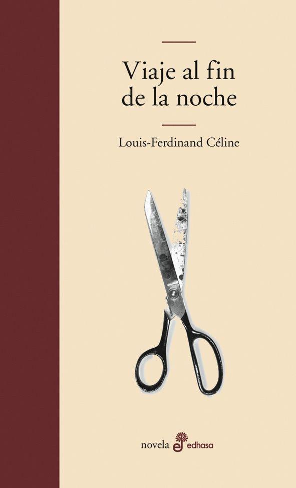 """EL LIBRO DEL DÍA:  """"Viaje al fin de la noche"""", de Louis-Ferdinand Céline.  ¿Has leído este libro? ¿Nos ayudas con tu voto y comentario a que más personas se hagan una idea del mismo en nuestra web? Éste es el enlace al libro: http://www.quelibroleo.com/viaje-al-fin-de-la-noche ¡Muchas gracias! 27-4-2013"""