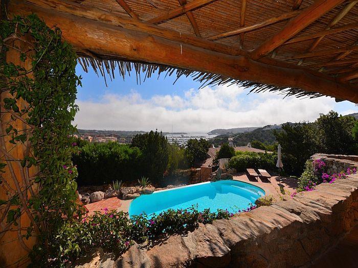 non male affacciarsi la mattina e ritrovarsi questo panorama :) Porto Cervo