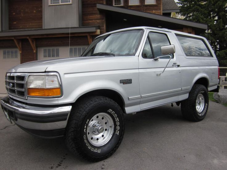1996 Ford Bronco Xlt Interior 1000 Images About Bronco On Pinterest Ford Bronco Ford
